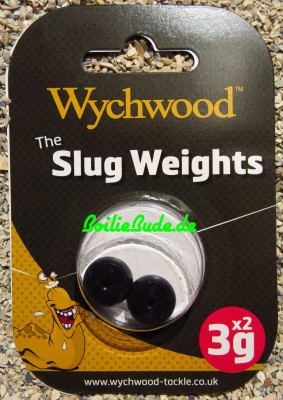 Wychwood Slug Weighted Balls 3gr.