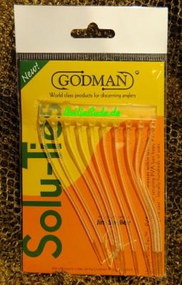 Godman Angling Solu-Ties, 50 Stück