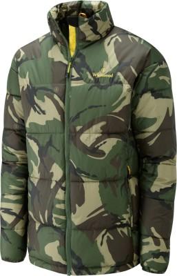 Wychwood Puffer Jacket Camo