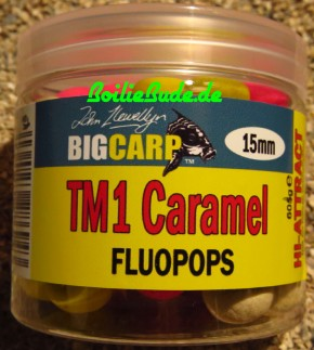 Big Carp TM1 Fluopops 15mm