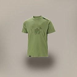 Thinking Anglers T-Shirt Green, Größe L