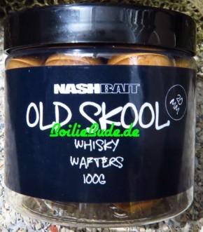 Nashbait Whisky Wafter 20mm, 100gr.