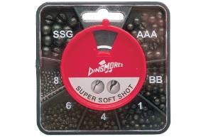 Dinsmores 7 Division Super Soft Shot Dispenser