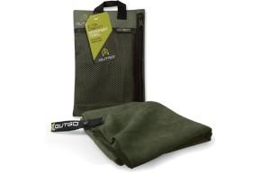 OUTGO Microfiber Towel Moss Medium, Mikrofaser Handtuch