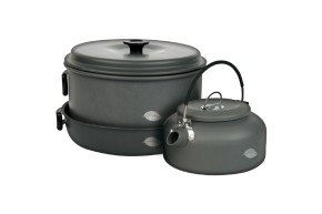 Wychwood Pan & Kettle Set, Kochgeschirr